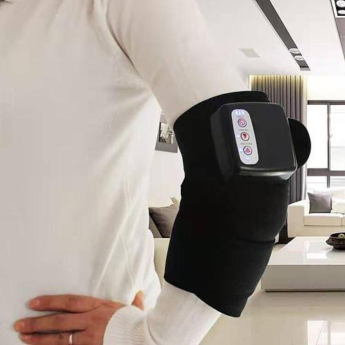 Knee Joint Physiotherapy Massager Quick Effect Electric Health Heating Rehabilitation Massager Relief Pain Gift Care Tool P0V7