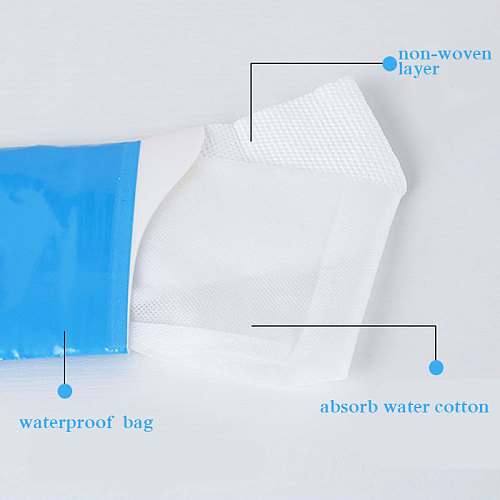 3pcs Urine Bag Disposable Portable 600ml Urinal Bag Emergency Pee Bag Camping Male Female Kids Bathroom Toilet Outdoor