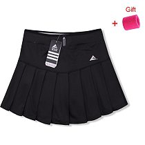 Women Tennis Skort Quick Dry Sport Badminton Short Skirt Wear Skirt Pleated Pants Pocket Workout Clothes Cheerleaders Clothing