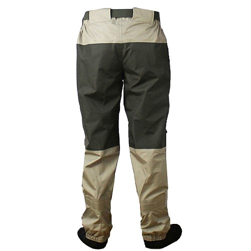 Hunting Waist Waders Breathable Stockingfoot Waist High Pant Wader Guide River Pants Wading Trousers