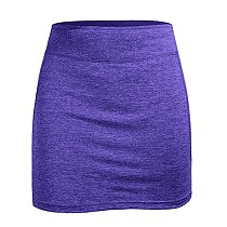 Fitness Short Running 2 In 1 Tennis Sport Skirt Skorts Yoga Skirt High Waist Quick Drying Anti Exposure Skirts Workout Clothing