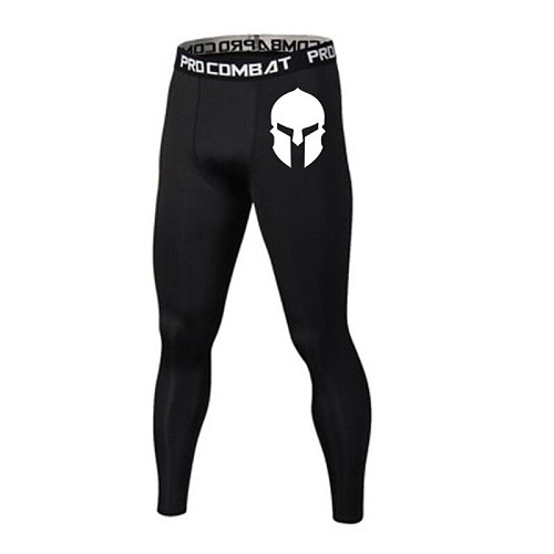 Men's Sports Pants Gym Running Leggings Male Joggings Elastic Compressions Sweatpant Football Basketball Tights Trousers Mens
