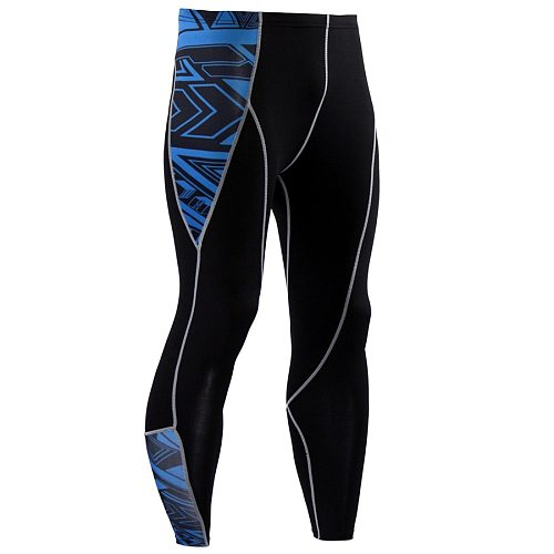 Gym Clothing Jogging Suit Men's leggings Sweatpants Quick-drying Compression Pants Fitness training tights rashgard male S-4xl