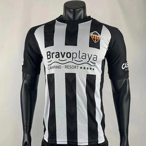 2020-21 High Quality Futbol Camisa T-Shirt CAMISETA CD Home Customize Name And Number BRAVO PLAYA