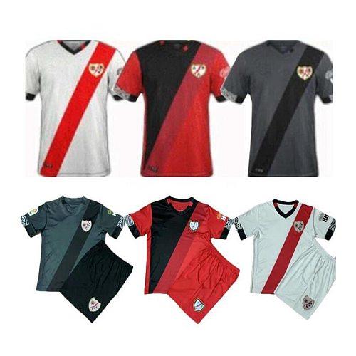 New Arrived For Rayo Vallecano Futbol Camisa Shirts 2020 Camiseta De Futbol Shirt Leisure Best Quality Casual Shirts