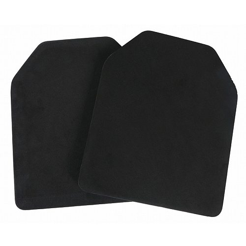 2PCS Dummy EVA SAPI Ballistic Plates Inner Liner Foam Pads Panel Tactical Airsoft Body Armor Military Hunting Vest Accessories