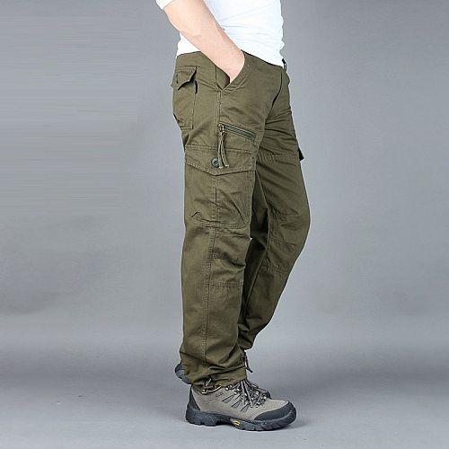 Military Uniforms Overalls Trousers Straight Mountaineering Casual Outdoor Assault Pants Labor Insurance Clothes Hunting Outfit