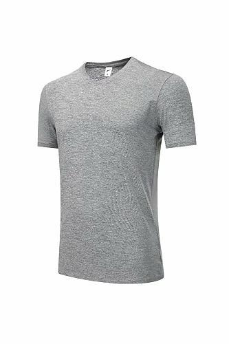1809 grey training t-shirt