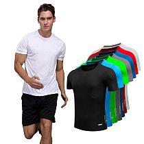 Shirt Homme Running Men Designer Quick Dry Tshirts Slim Tops Sport Mens Fitness Tee Muscle Bodybuilding T Shirt