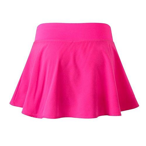 Sports Skirts Athletic inner skirt Workout Skorts cheerleaders skirts Active Running Tennis Skirt uniforme tenis de campo mujer
