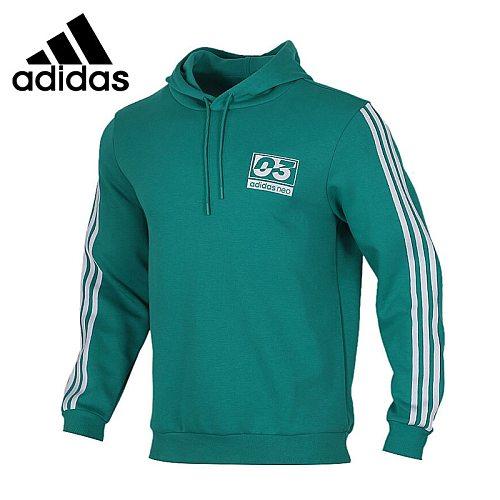Original New Arrival  Adidas NEO M CS GRAPH HDY Men's Pullover Hoodies Sportswear