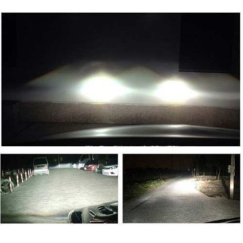 2Pcs H7 55W/100W 12V 3500-4500k Xenon Gas Halogen Headlight White Light Lamp Bulbs Car Lights Exterior Auto Light Car Styling