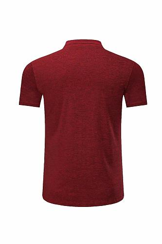 1808  Jujube red  training t-shirt