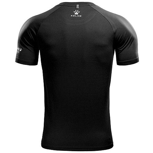 KELME Men's T-shirt Men Soccer Basketball Running Trainning Exercise Gym Quick Dry Fitness Sportswear Breathable T Shirt 871002