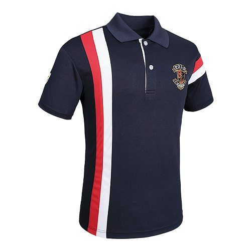 FANNAI Men's Polo Shirt Golf polo T Shirt for Men Wear Short Sleeve Tops&Tees Training Exercise Cotton Jerseys Hiking Shirts