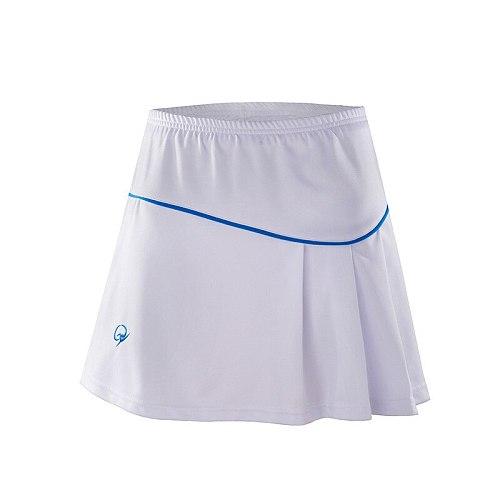 Women's Tennis Skorts skirt,Girls sport Skirts with Safety Shorts,female Running Tennis Skirts,half-length badminton sport skirt