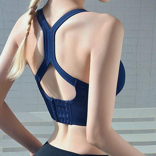 Women Push Up Seamless Sports Bra Workout Female Sport Top Crop Fitness Active Wear For Yoga Gym Brassiere Women's Sportswear