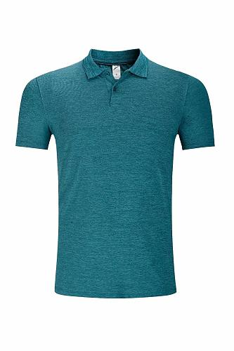 1808  Lake blue  training t-shirt