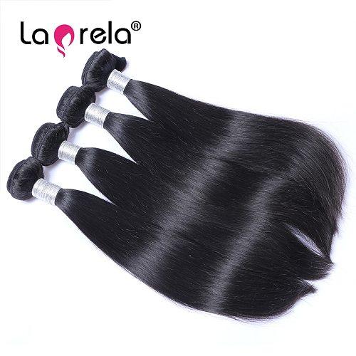 Brazilian Human Hair Bundles Straight Virgin Hair Unprocessed Natural Black Hair Weave 100g Cheap Hair Weft