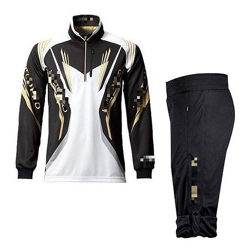 2020 New Fishing Clothing Sets Men Breathable Upf 50+ Uv Protection Outdoor Sportswear Suit Summer Fishing Shirt Pants