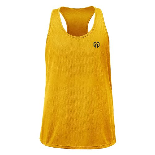 2019 Fitness Tank Top Quickly Dry Sleeveless Gym Clothing Summer Workout Running Vest Sports Shirt Men