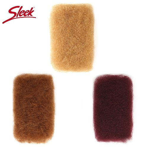 Sleek Remy Bulk No Attachment Mongolian Afro Kinky Curly Wave Human Hair Bulk For 1Pc Braiding Crochet Braids Light as a Feather