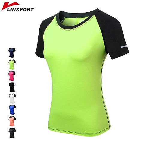 Gym T shirt Compression Tights Women's Sport Tshirt Quick Drying Rashguad Running Tops Fitness Tees Jogger Jogging Blouse Jersey