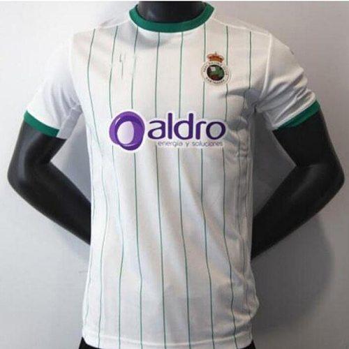 20 21 for Racing Santander Camiseta De Futbol Camisa Shirts 2020 2021 Maillot De Foot Training Suit
