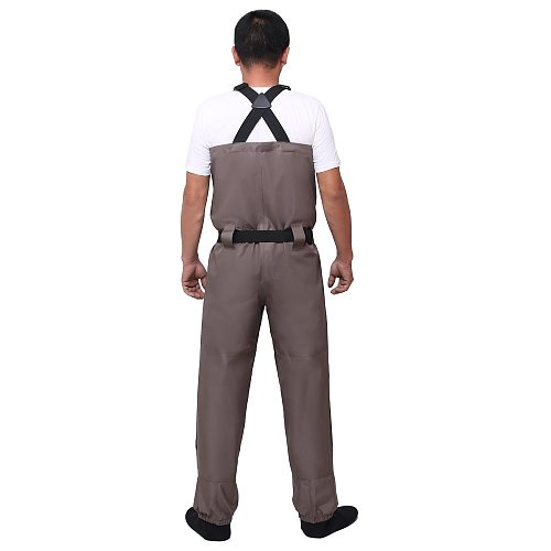 Fly Fishing Waders Duck Hunting Stockingfoot Chest Wader Outdoor Breathable Wading Pants