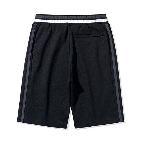 Li-Ning Men Wade Series Sweat Shorts 69.5%Cotton 30.5%Polyester li ning LiNing Regular Fit Sports Shorts Bottoms AKSQ085
