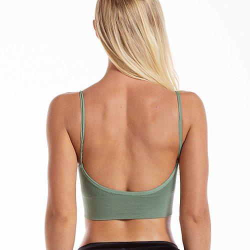 Sport Bra Women Underwear Sexy Bralette Push Up Bra Women's Lingerie Seamless Bras Top Female Invisible Bra Without Underwire