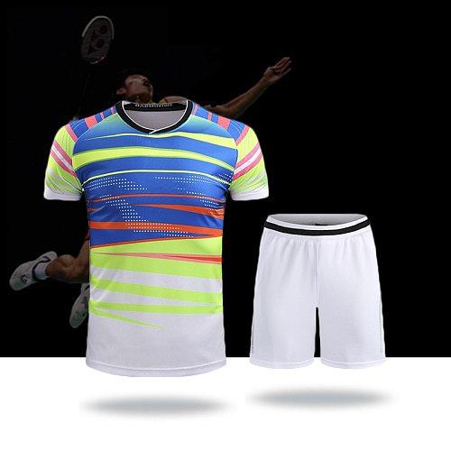 New badminton suit, World Championships badminton Shirt,Athlete's Sportswear,tennis Clothes,Table tennis suit for men women