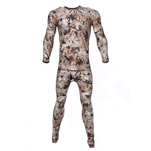 2019 Sitex Waterfowl lightweight Crew Quick-drying thermal underwear hunting