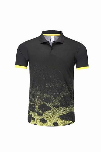 1805  black  t-shirt polo shirts