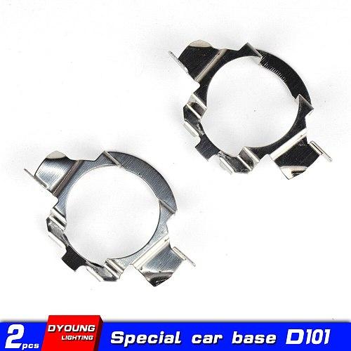 H7 Led Adapter For Ford Mercedes-Benz E ML Series BMW 5 Series X5 Audi A3 A4L A6L Volkswagen Nissan Buick Renault Kadjar D101