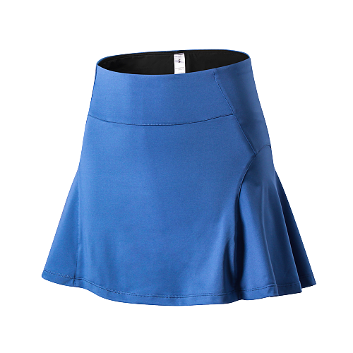 2020 Tennis Yoga Skirt Skorts Sport Fitness Short Running Skirt High Waist Quick Drying Anti Exposure Badminton Skirts Tracksuit