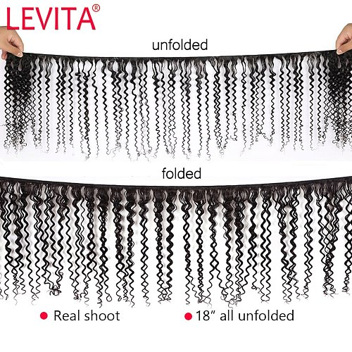 Afro kinky Curly Hair Bundles Deals Human Hair 3/4 Bundles non-remy Hair Extensions Peruvian Brazilian Hair Weave Bundles