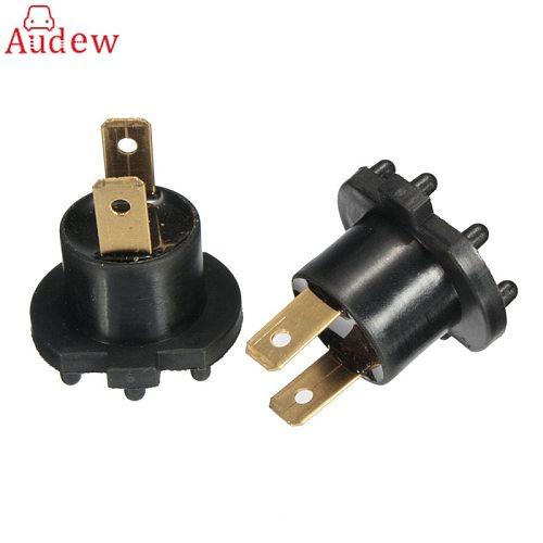 2Pcs  Headlight Socket Bulb Holder  Light Bulb Base For Mazda 3 5 323 B28V510A3