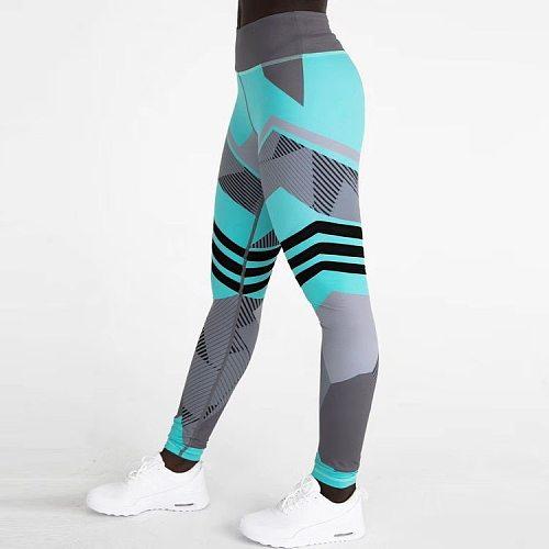 Yoga Pants S-XXXL Plus Size Leggings Sport Women Fitness Legging Slim Stretch Running Tights Women Leggins