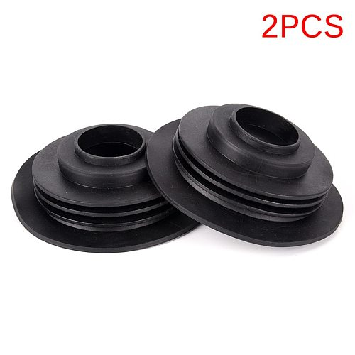 2Pcs Universal Headlight Dust Cover Cap 3.2cm For LED HID Xenon Halogen Bulb Waterproof Car lamps.Dust Cover
