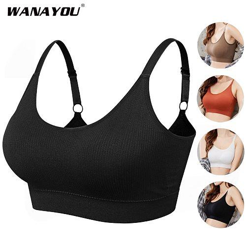 Comfortable Seamless Sports Bra,Women Fitness Top Yoga Bra For Cup A-D,Running Yoga Gym Crop Top,Women Push Up Sport Bra Top