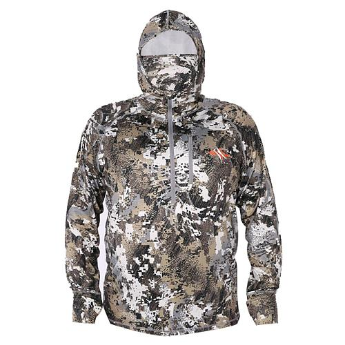 2020 Sitex Lightweight Hoody hunting Hoody quick-drying hoodies Elevated II camouflage