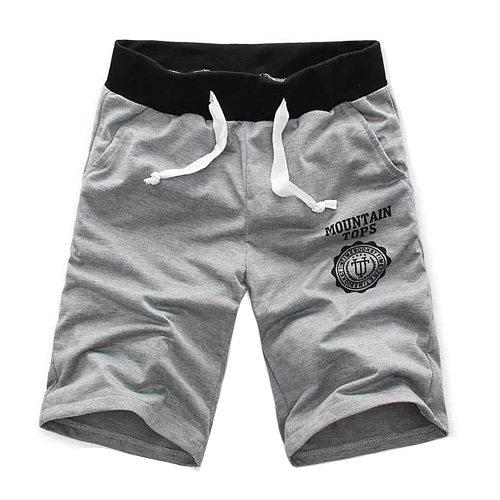 Summer Men Shorts Pant M-2XL Half Summer Beach Printing Breathable Cotton Fashion Casual Beach Shorts Bodybuilding Shorts