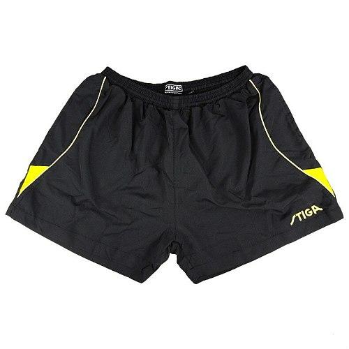 STIGA Men table tennis Shorts  Quick Dry Sports Shorts ping pong clothing  Sport T-shirts For Men