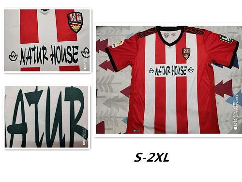 20 21 Logrones jersey Football Club shirt Andy Iñaki Errasti Zelu 20 Victory 21 Logrones football UD Logroñés shirt
