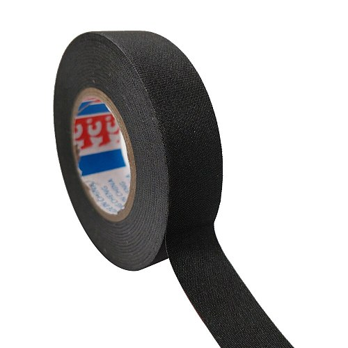 Car Vehicle Wiring Harness Noise Sound Insulation 15m Fleece Black Hot Adhesive Cloth Fabric Tape Cable Looms car styling Tape