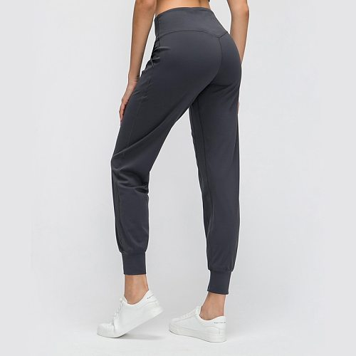 Nepoagym PASSION High Waist Lightweight Women Sweatpants Running Track Pants Workout Tapered Joggers Pants for Yoga Lounge