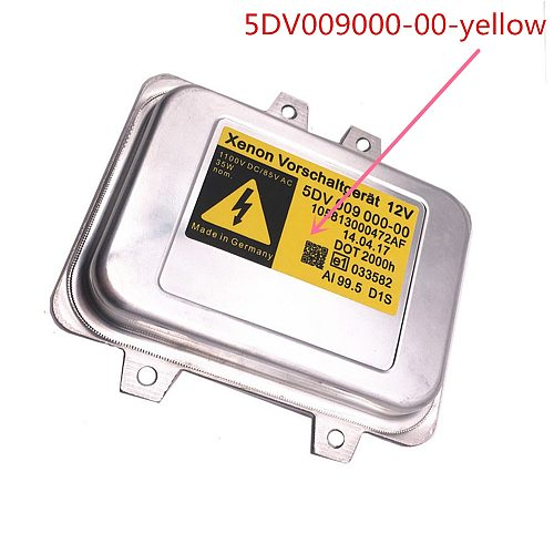 5DV009000-00 5DV009720-00 5DV008290-00 130732931201 7356250 Xenon Headlight Ballast For BMW Benz Audi For Opel Astra J Insignia