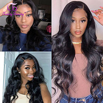 Indian Body Wave Lace Closure Human Hair 4x4 Lace Closure Middle/Free/Three 5x5 Lace Closure Trendy Beauty Closure Only