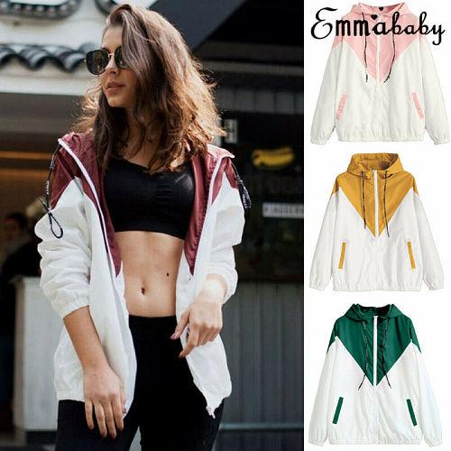 Autumn Unisex Women Men Hoodie Pullover Hooded Jumper Coat 2020 Fashion Windbreaker Casual Sport Long Sleeve Tops Zip Outwear